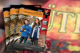 TVP Magazin | 09-10/2017 | Schmale Gewebe zum Dekorieren