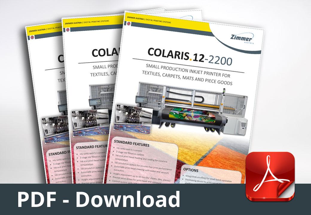 COLARIS.12-2200 Small Production Printer