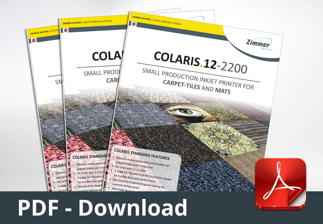 COLARIS12-2200-Tile and Mat Printing