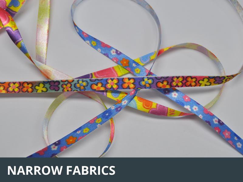 COLARIS-NF (Narrow Fabrics) Applications
