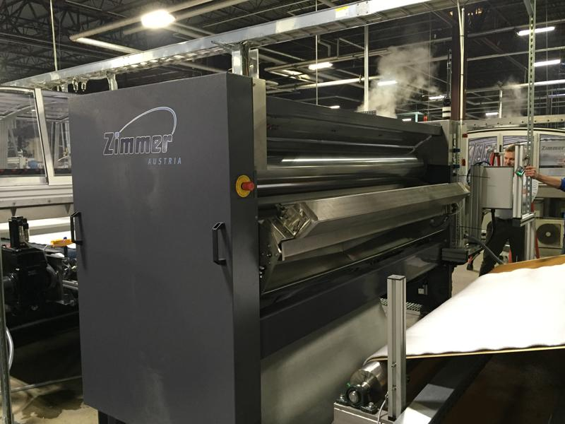 Mountville Mills Polyester Carpet Printing