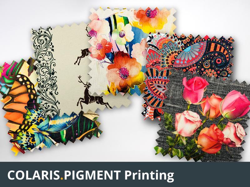 COLARIS.PIGMENT Digital Printing