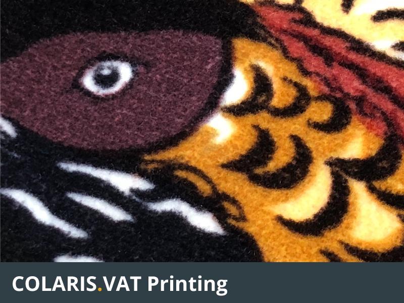 COLARIS.VAT Digital Printing (Indanthren)
