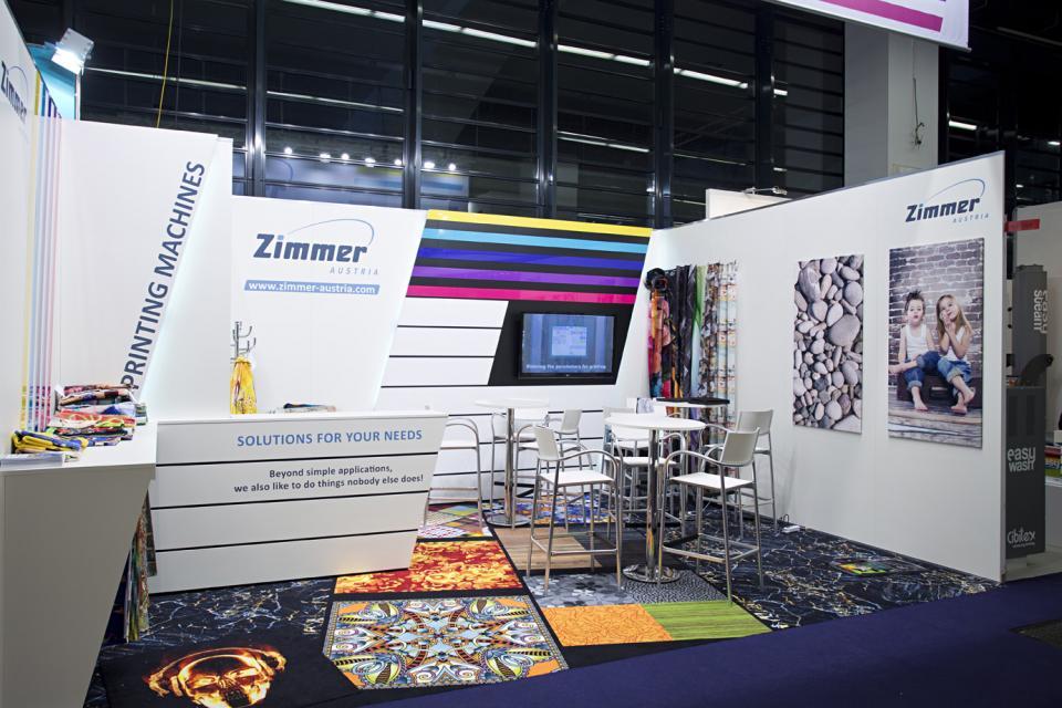 Heimtextil Frankfurt 2017 ZIMMER AUSTRIA