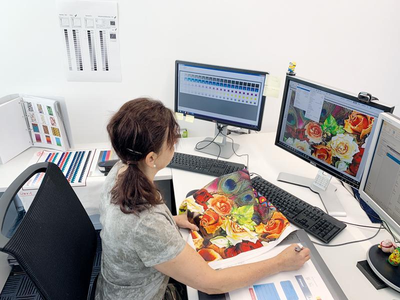 Design image editing