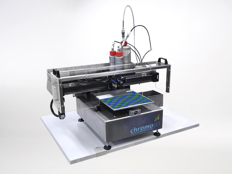ChromoJET_TapleTop - Printer