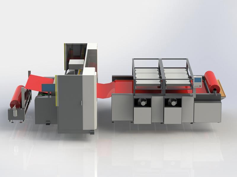 COLARIS VAT Printing Line