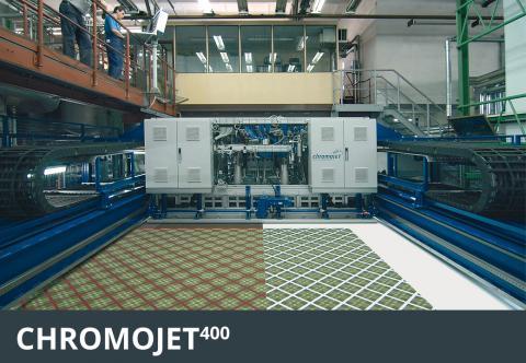 CHROMOJET400 - ZIMMER AUSTRIA