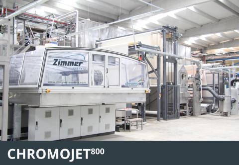 CHROMOJET800 - ZIMMER AUSTRIA