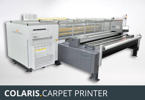 COLARIS - DIGITAL CARPET PRINTING
