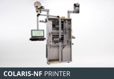 COLARIS-NF. for Narrow Fabrics - ZIMMER AUSTRIA