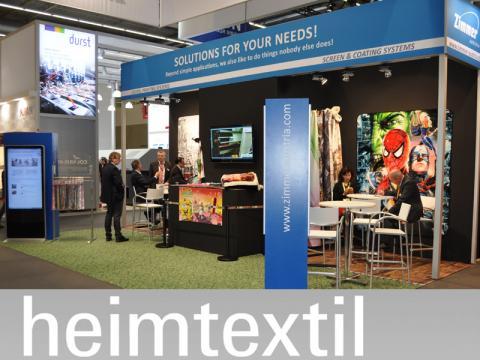 Heimtextil Frankfurt - ZIMMER AUSTRIA