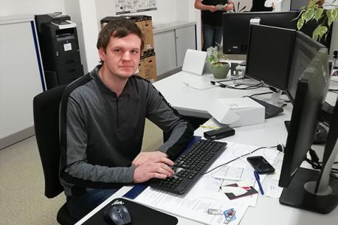 Lehre Zimmer Systemtechnik