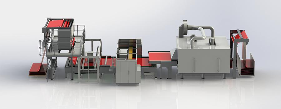 COLARIS Towel Printing Line